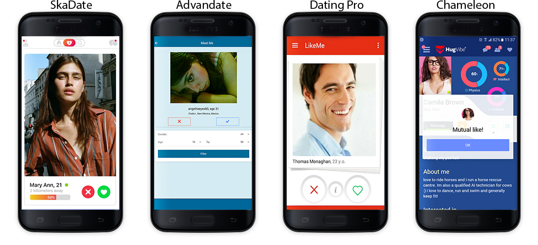 The online dating space is currently dominated by one-on-one dating  services, with apps like Tinder and Happn ruling the roost amongst younger  demographics.
